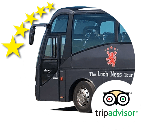 The Loch Ness Tour from Edinburgh to the Scottish Highlands