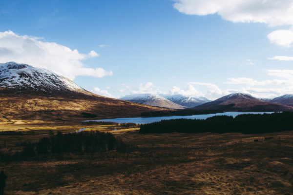 Go Travel Scotland - Loch Tulla